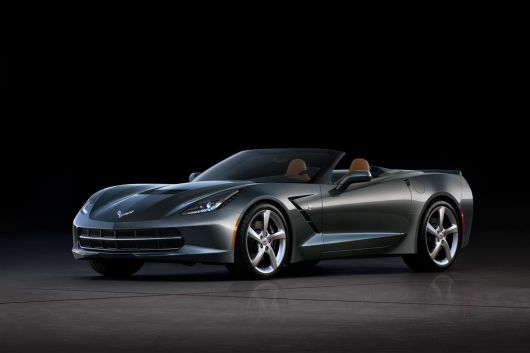 chevrolet corvette stingray conv 14 04