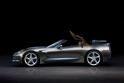 chevrolet corvette stingray conv 14 09
