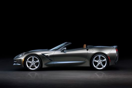 chevrolet corvette stingray conv 14 13
