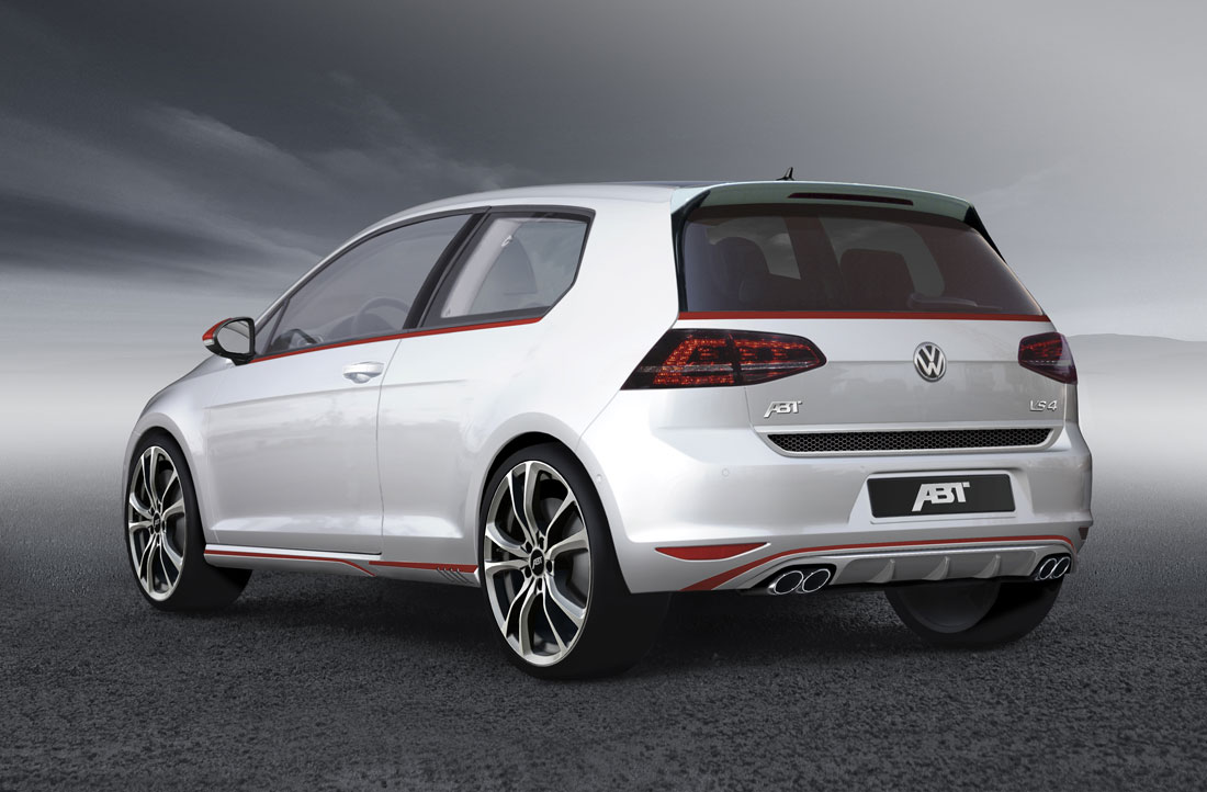 abt golf vii gti 2013 cartype. Black Bedroom Furniture Sets. Home Design Ideas