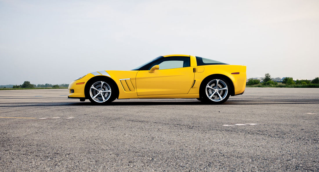 Chevrolet Corvette Grand Sport Coupe : 2013 | Cartype