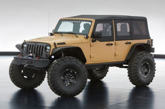 jeep wrangler sand trooper ii 1 13