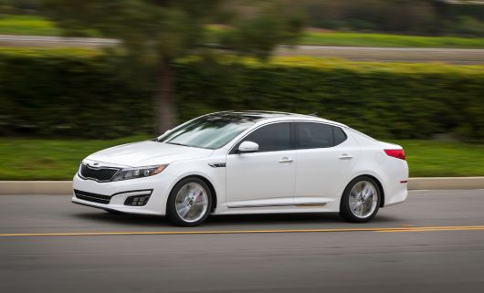 kia optima turbo 2 14