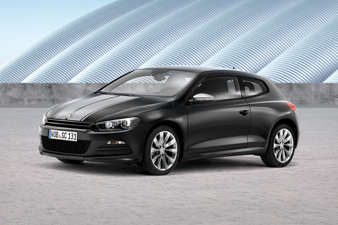 2013 Volkswagen Scirocco Million