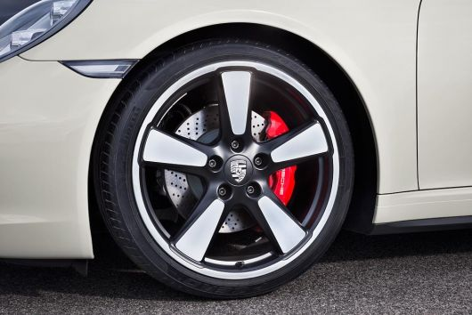 porsche 911 s 50th annv edition wheel 14