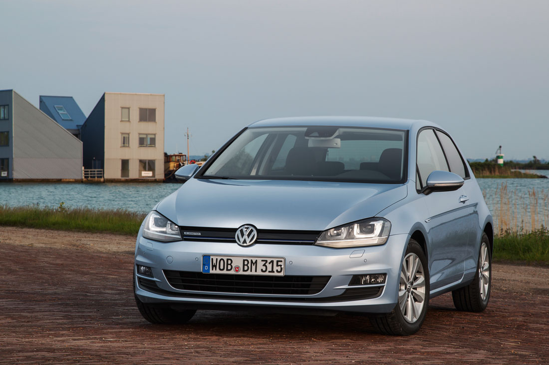 Volkswagen Golf Tdi Bluemotion 2013 Cartype