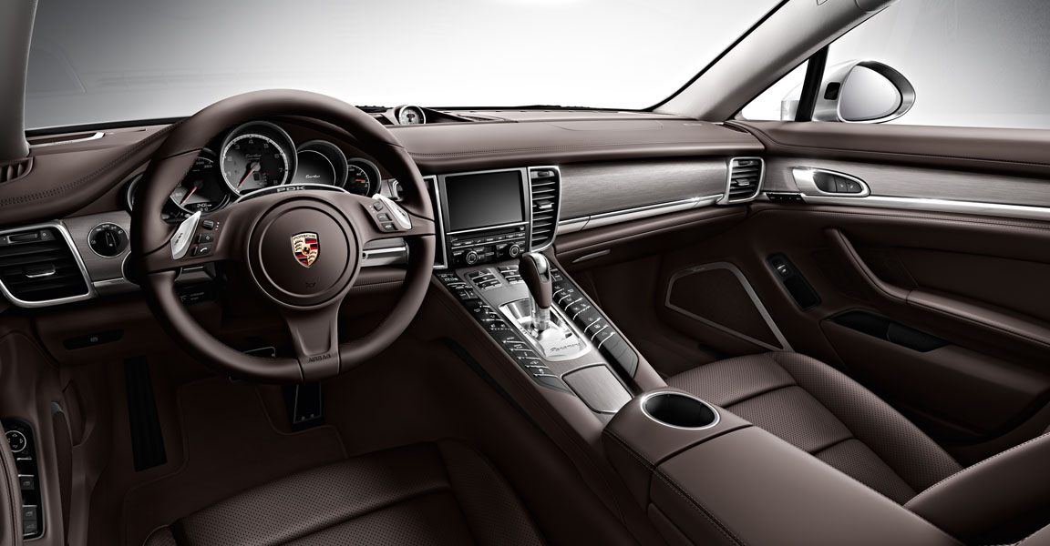 Porsche Panamera Executive 2013 Cartype