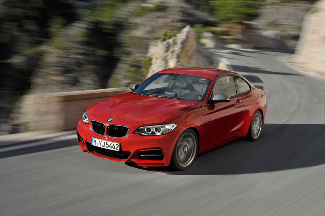 bmw 2 series coupe 2014 cartype. Black Bedroom Furniture Sets. Home Design Ideas