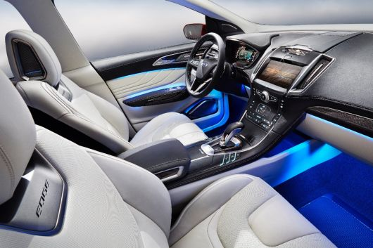 ford edge concept in 13 03