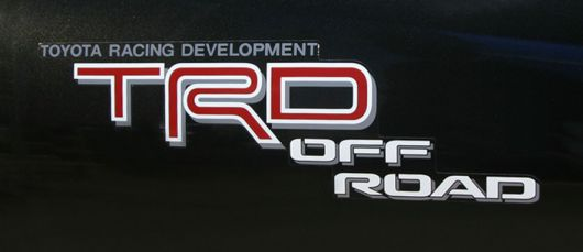 trd off road