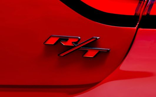 dodge charger rt emblem 15