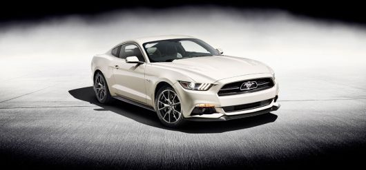 ford mustang 50 year limired edition 15 01