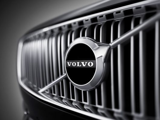 volvo xc90 first edition front grill emblem 15