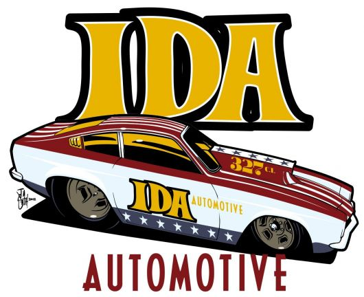 ida automotive logo