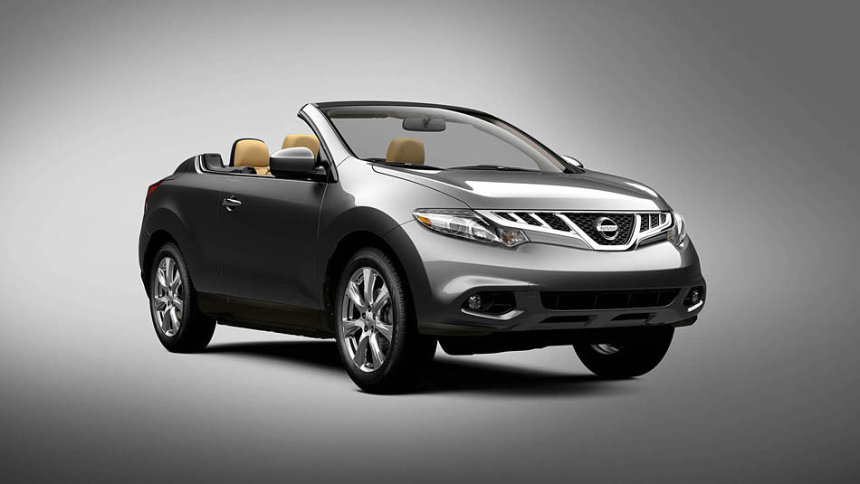nissan murano crosscabriolet 2014 cartype. Black Bedroom Furniture Sets. Home Design Ideas