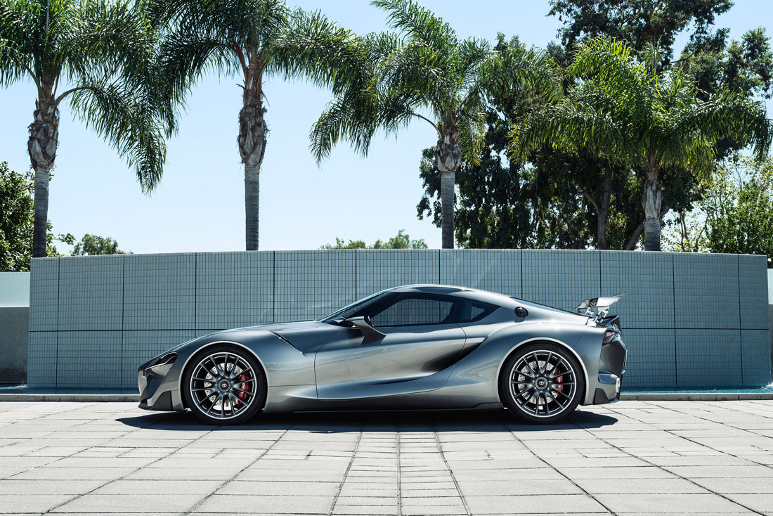 Toyota Ft 1 Engine >> Toyota FT-1 : 2014 | Cartype