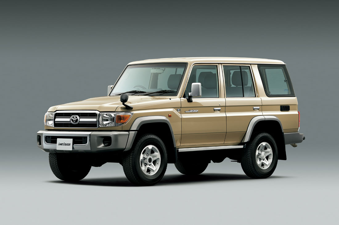 Toyota For Sales >> Toyota Land Cruiser 70 : 2015 | Cartype