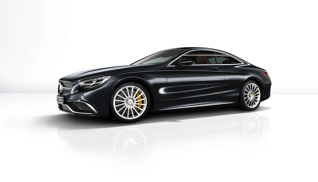 Mercedes Benz S65 Amg Coupe 2015 Cartype