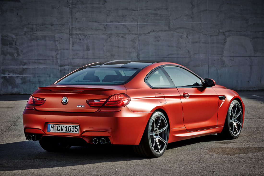 Bmw M6 Coupe 2015 Cartype