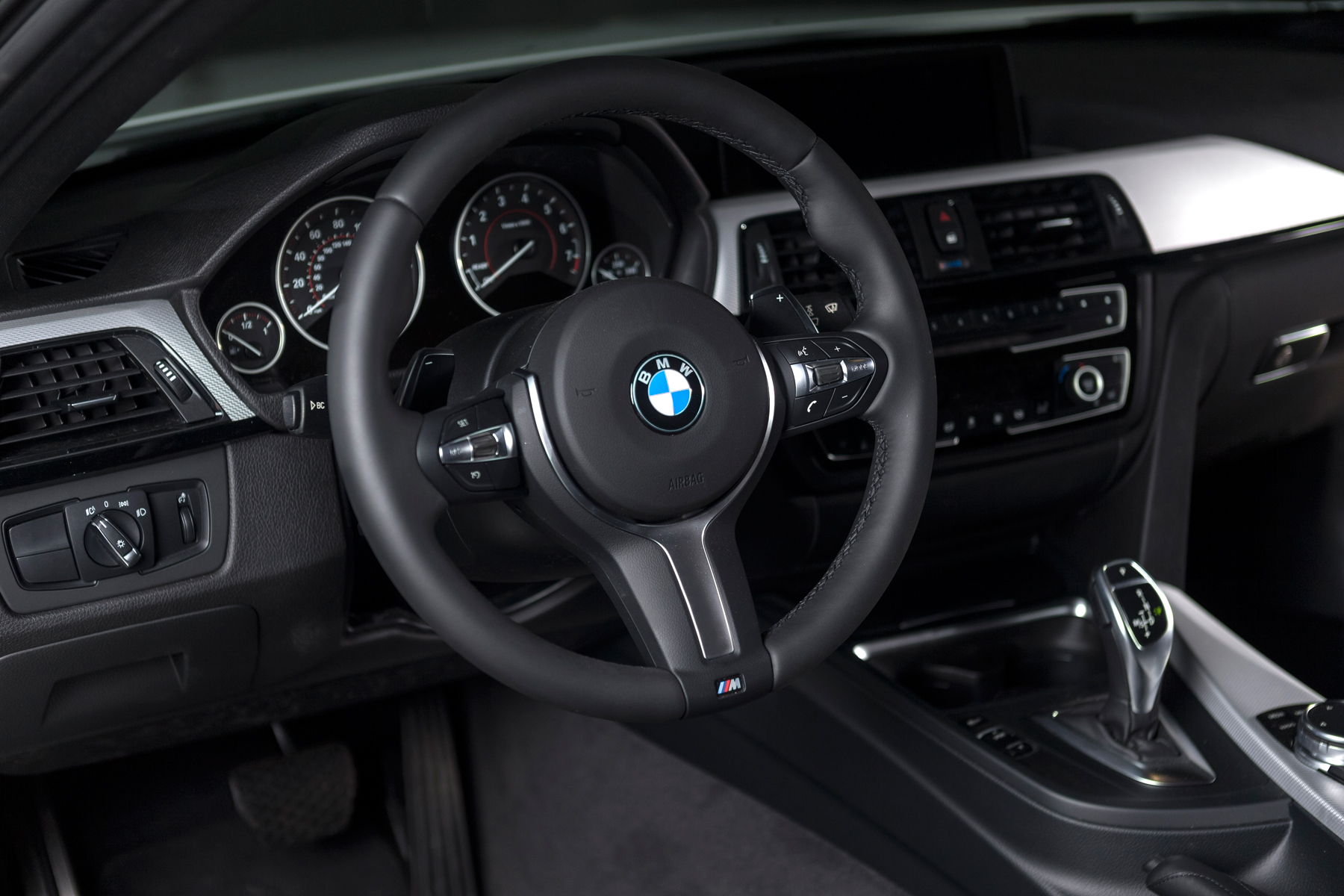 Bmw 435i Zhp Coupe In 16 01 2016 BMW ZHP Interior