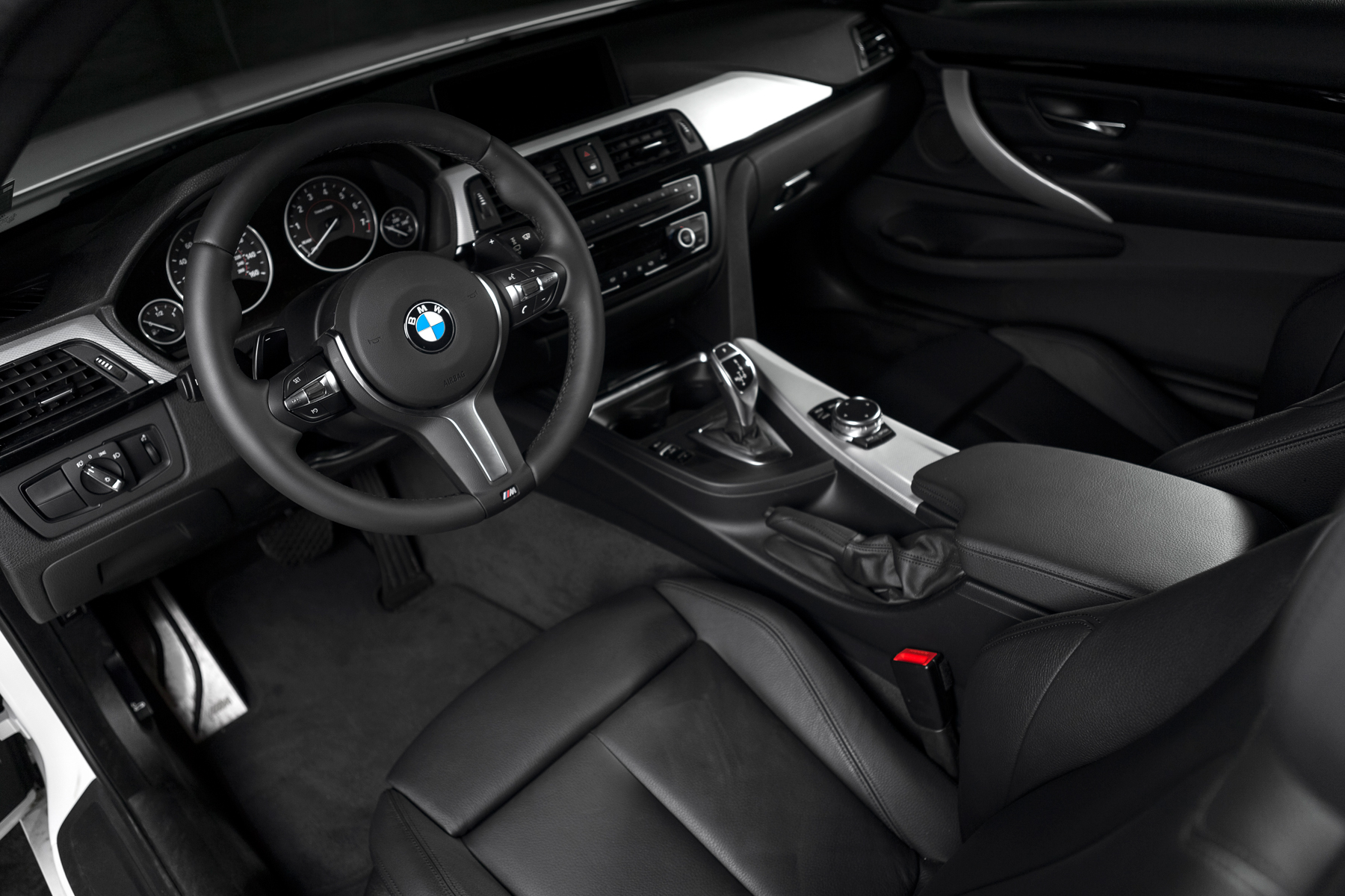 Bmw 435i Zhp Coupe In 16 02 2016 BMW ZHP Interior