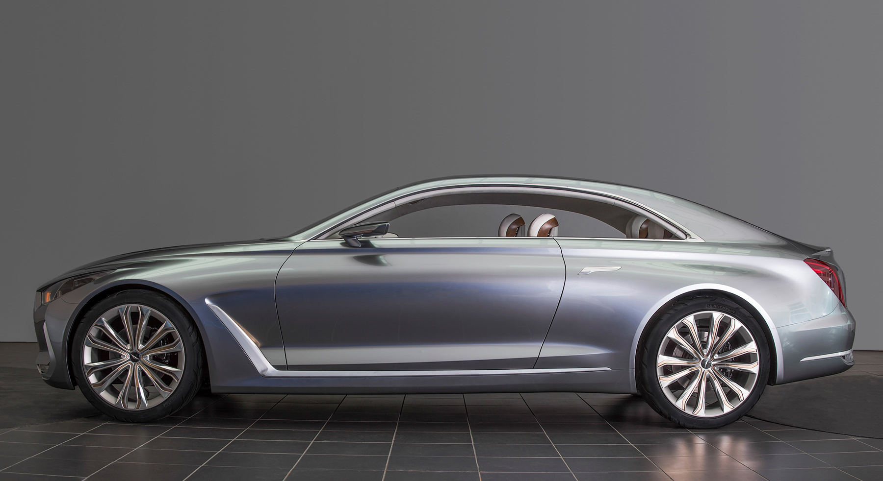 Hyundai Vision G Concept Coupe : 2015 | Cartype