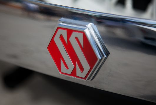ss one coupe bumper emblem 35 1