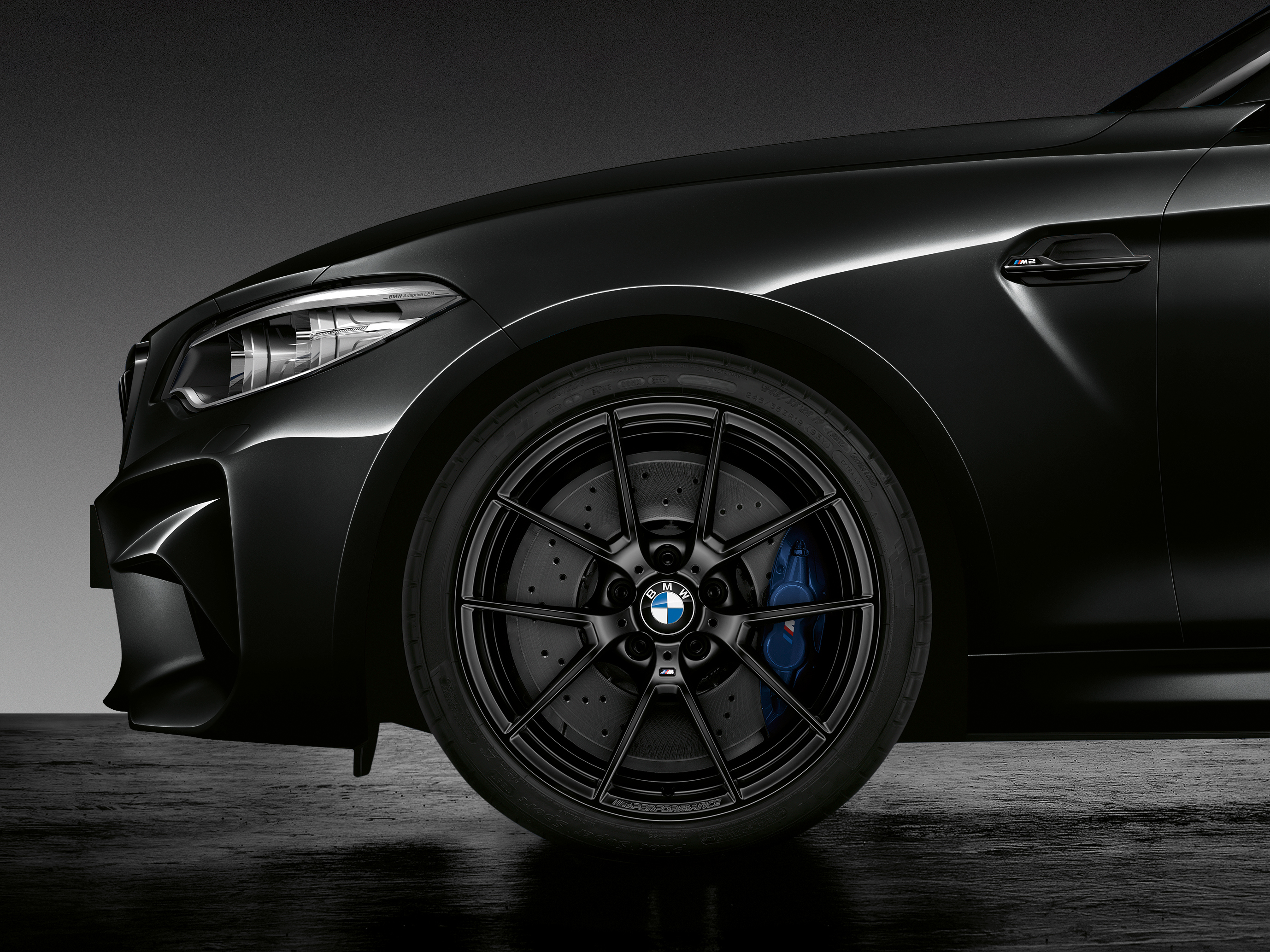 Auto Transport Companies >> BMW M2 Coupe Edition Black Shadow : 2018 | Cartype