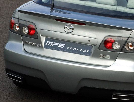 Mazda Mps Cartype
