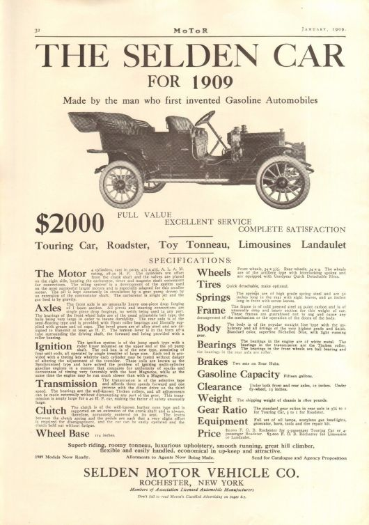 selden touring ad 09