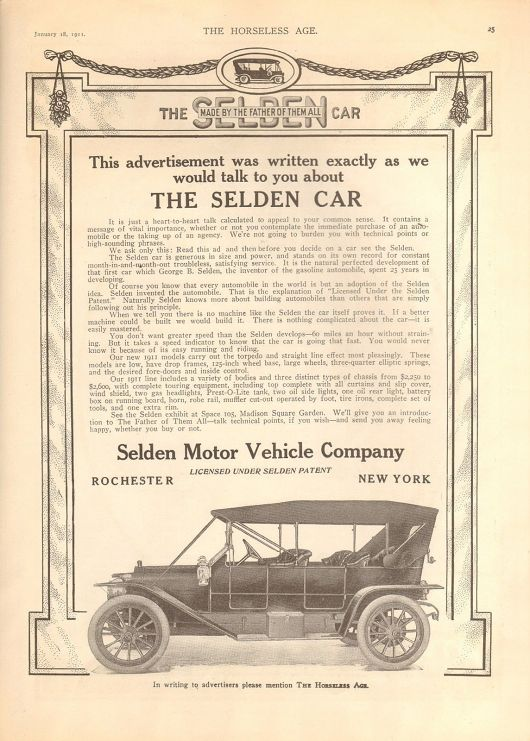 selden touring ad 11