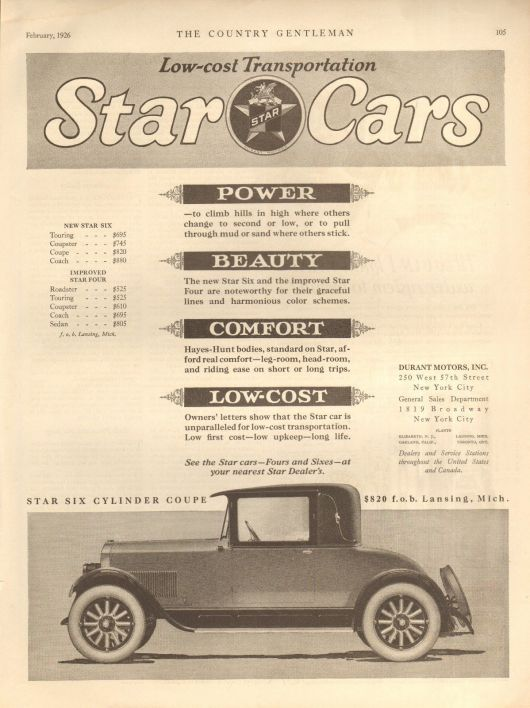 star coupe ad 26