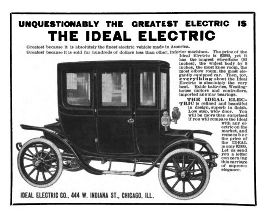 ideal ad 1910