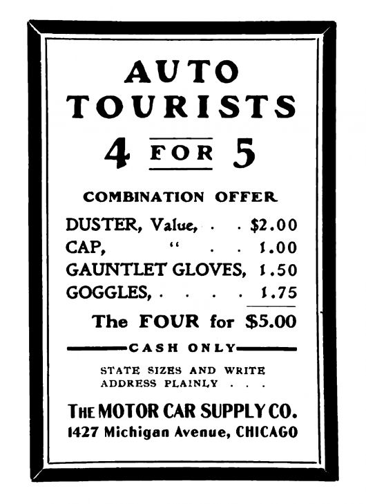 motor car supply ad 05