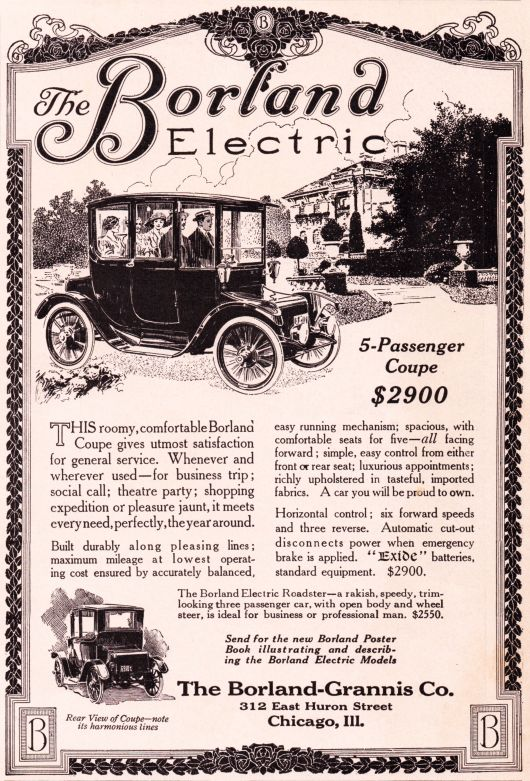 borland electric coupe ad 13