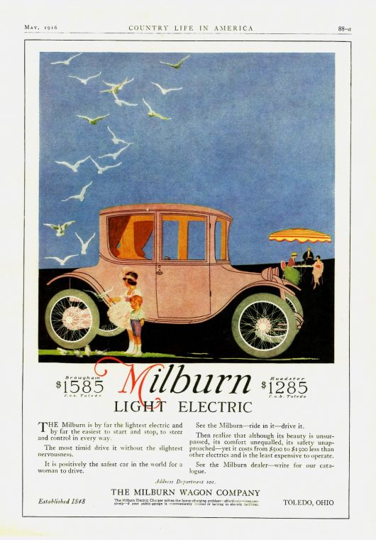 milburn light electric ad 16