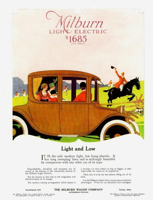 milburn light electric ad 17