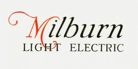 milburn light electric logo