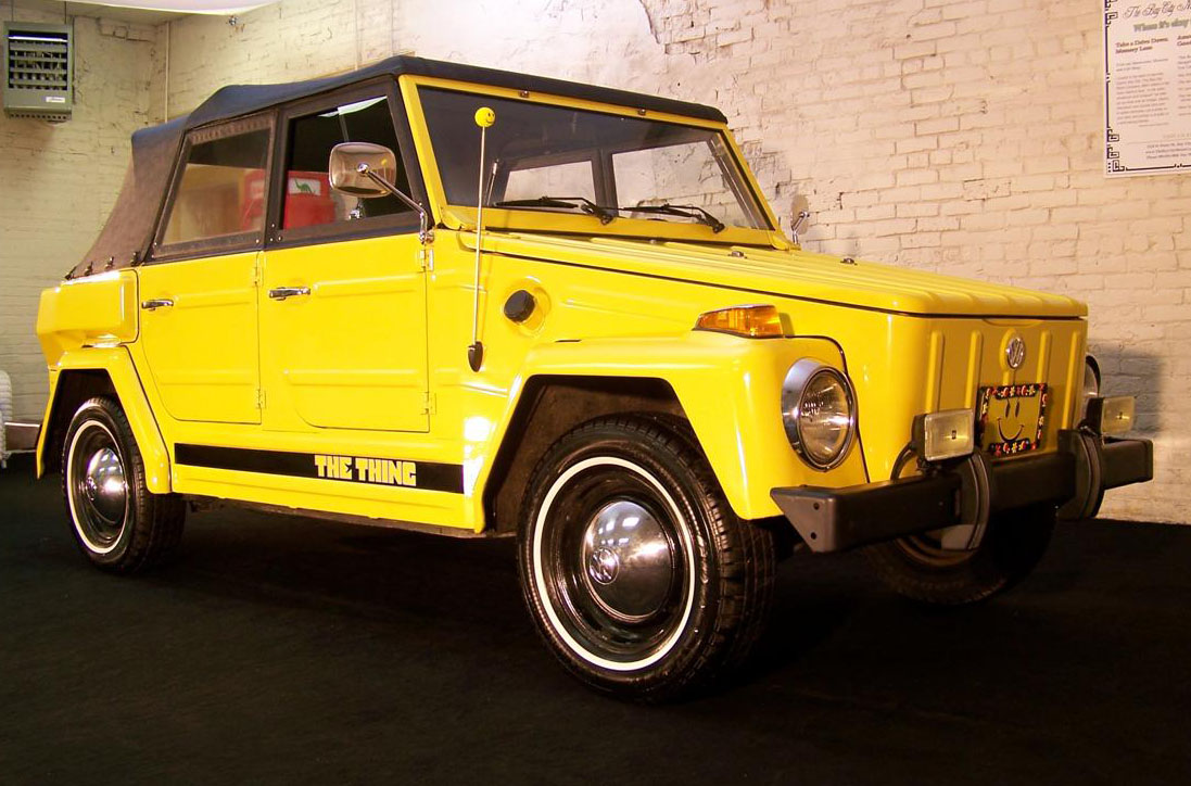 Volkswagen Thing 1974 Cartype