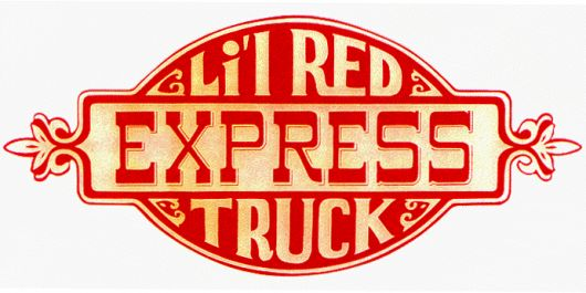 dodge lil red express truck logo
