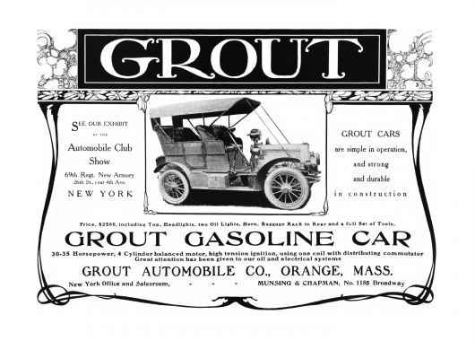 grout ad 06 2