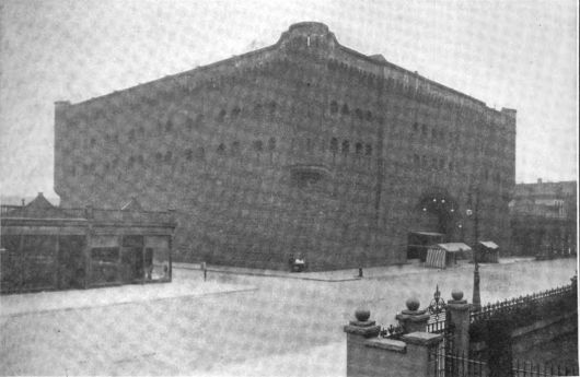 first regiment armory michigan16th