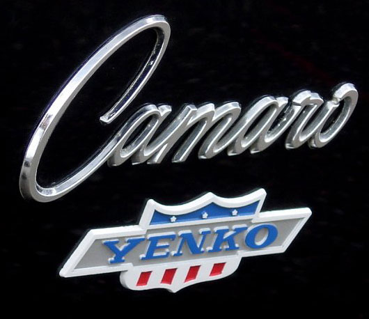 Chevrolet Camaro By Yenko Cartype