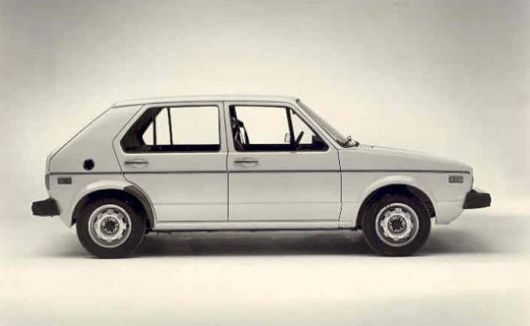 vw rabbit 75