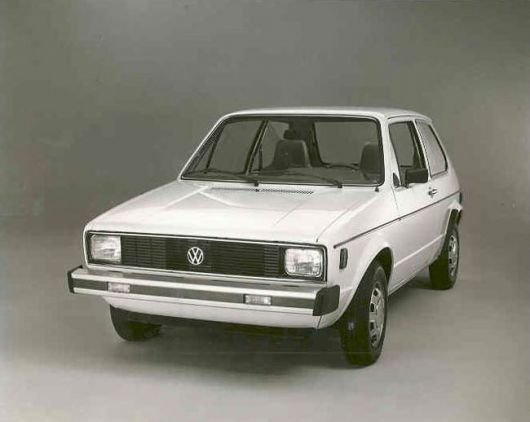 vw rabbit c coupe 79