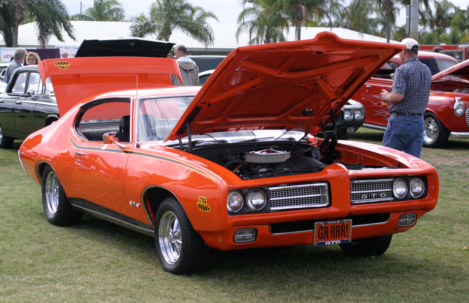 pontiac gto the judge 1969 cartype