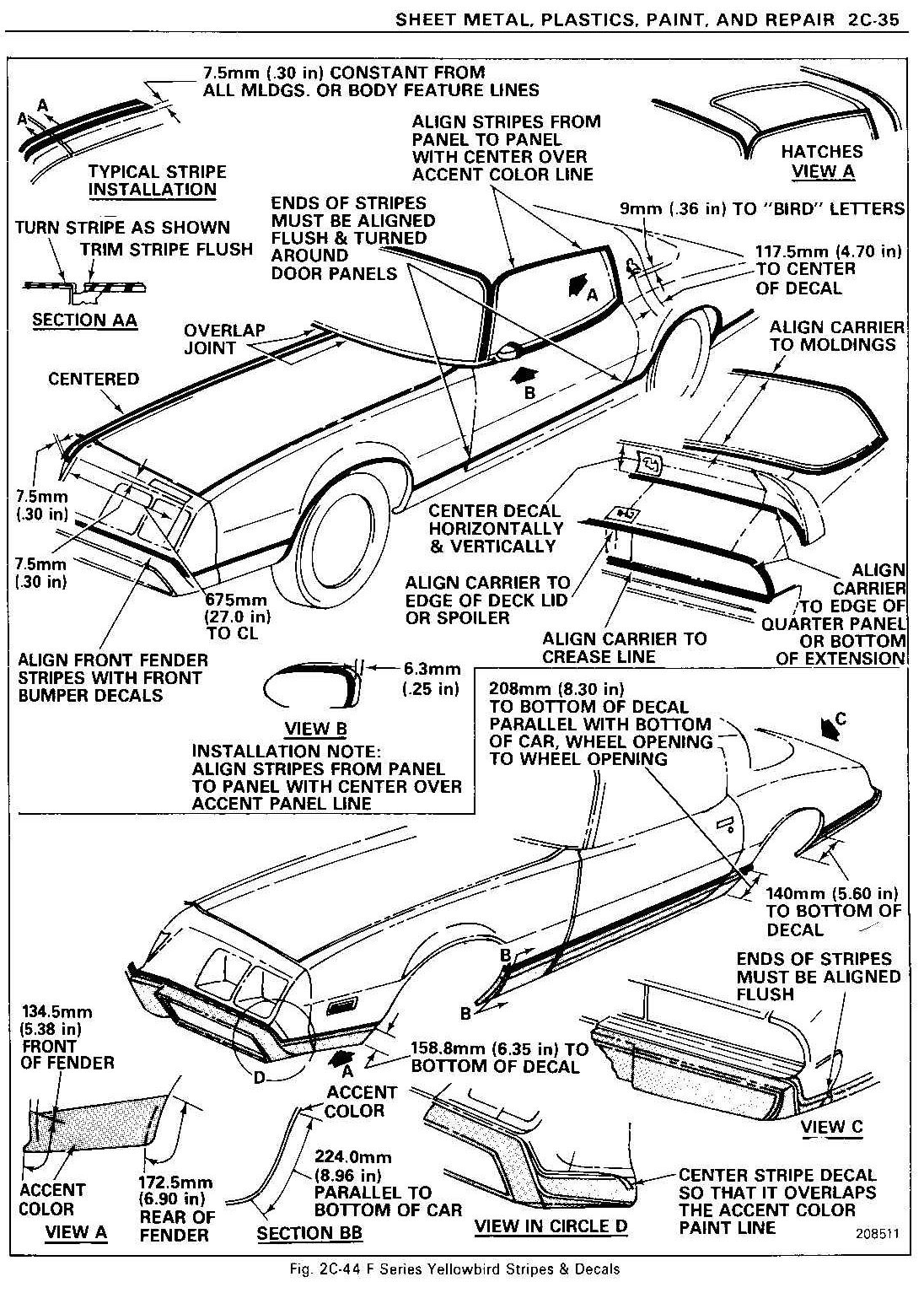 Trans Am Hid Kit Wiring Diagram Libraries Wireing 1980 Pontiac Firebird Yellow Bird Cartypetrans 13