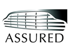 aston martin assured logo