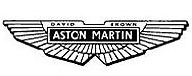 aston martin david brown logo 47