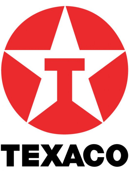 texaco logotype